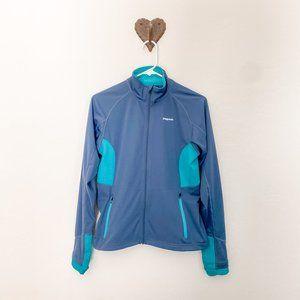 PATAGONIA - Windshield Hybrid Jacket in Blue